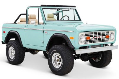 Classic Ford Broncos | Seminole Club | Coyote Ford Bronco Restoration