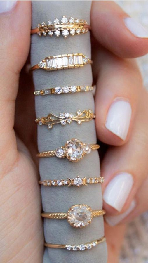 23+ Gold rings for jewelry making ideas in 2021