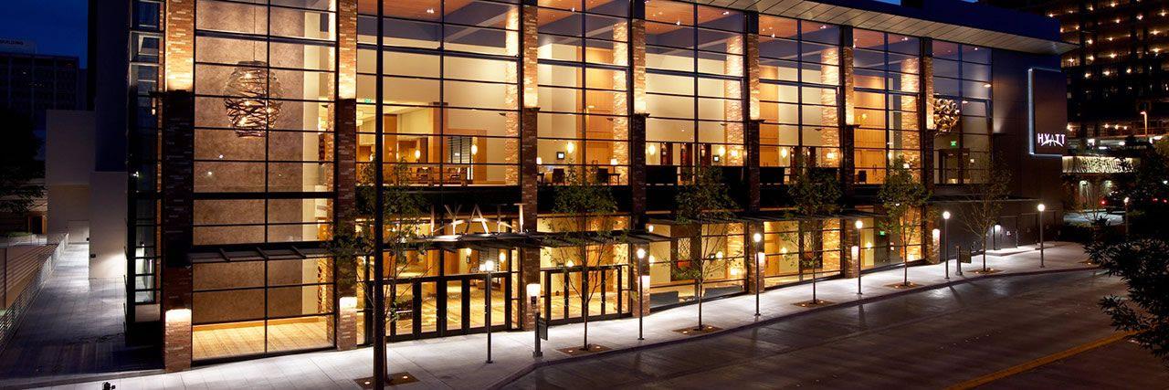 Bellevue Wa Hyatt Regency In United States North America