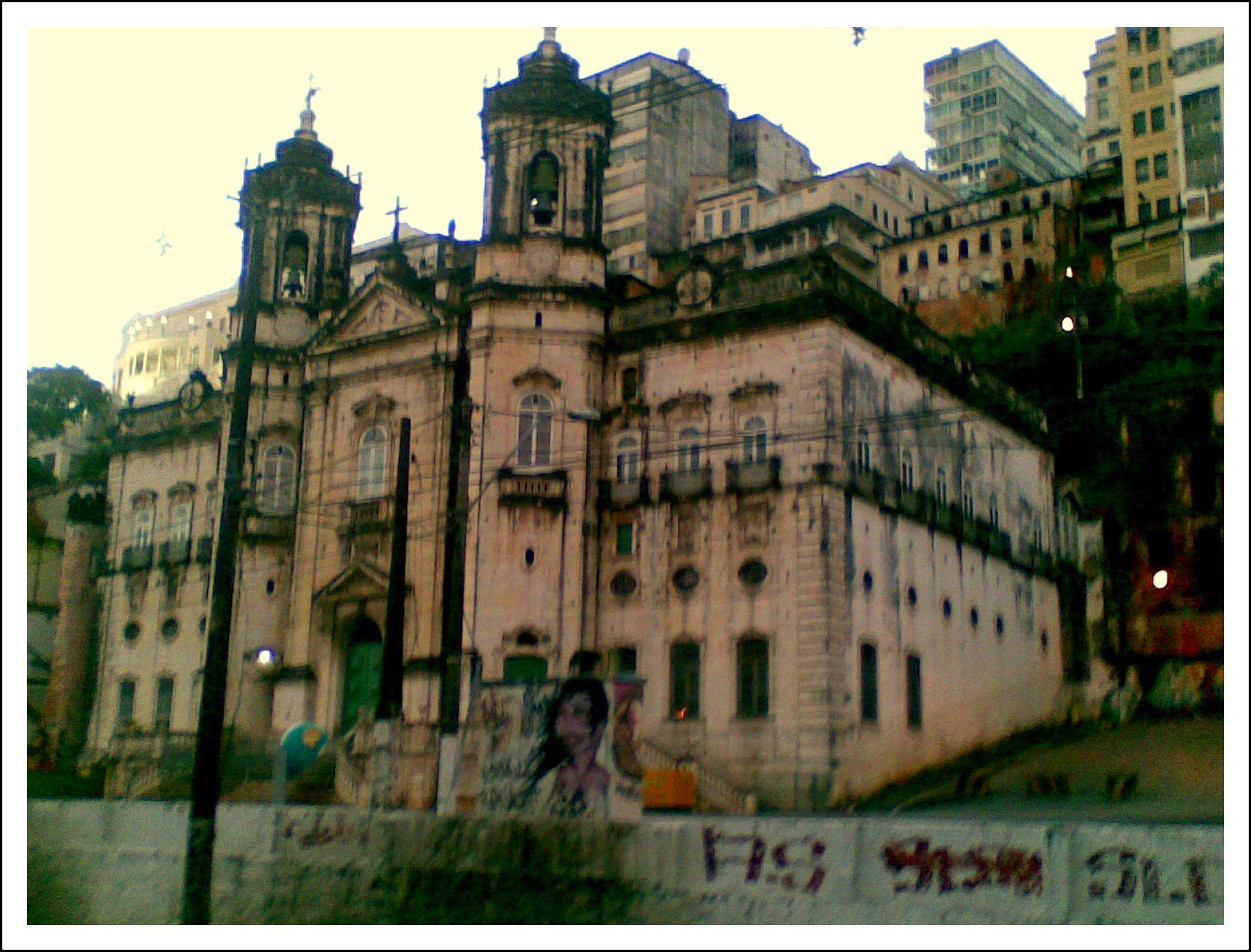 Igreja Cidade Baixa Comércio