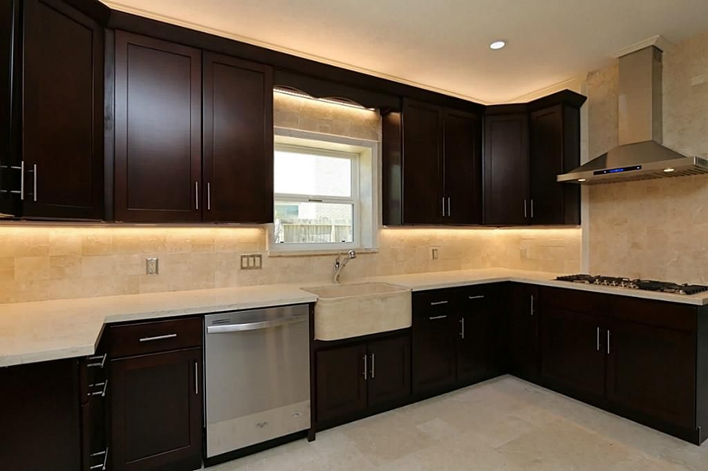 Best All New Custom Wood 42 Inch Cabinets With Stainless Steel 640 x 480