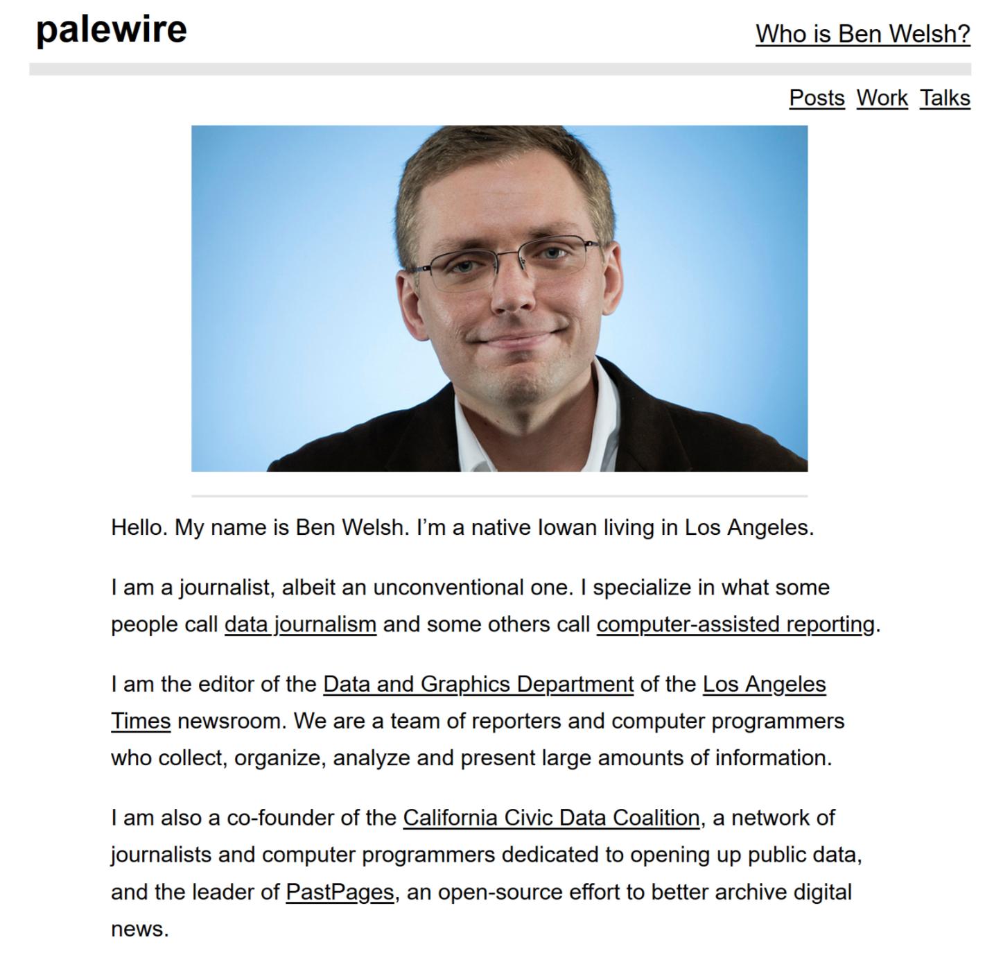 Pin On Journalism Portfolios