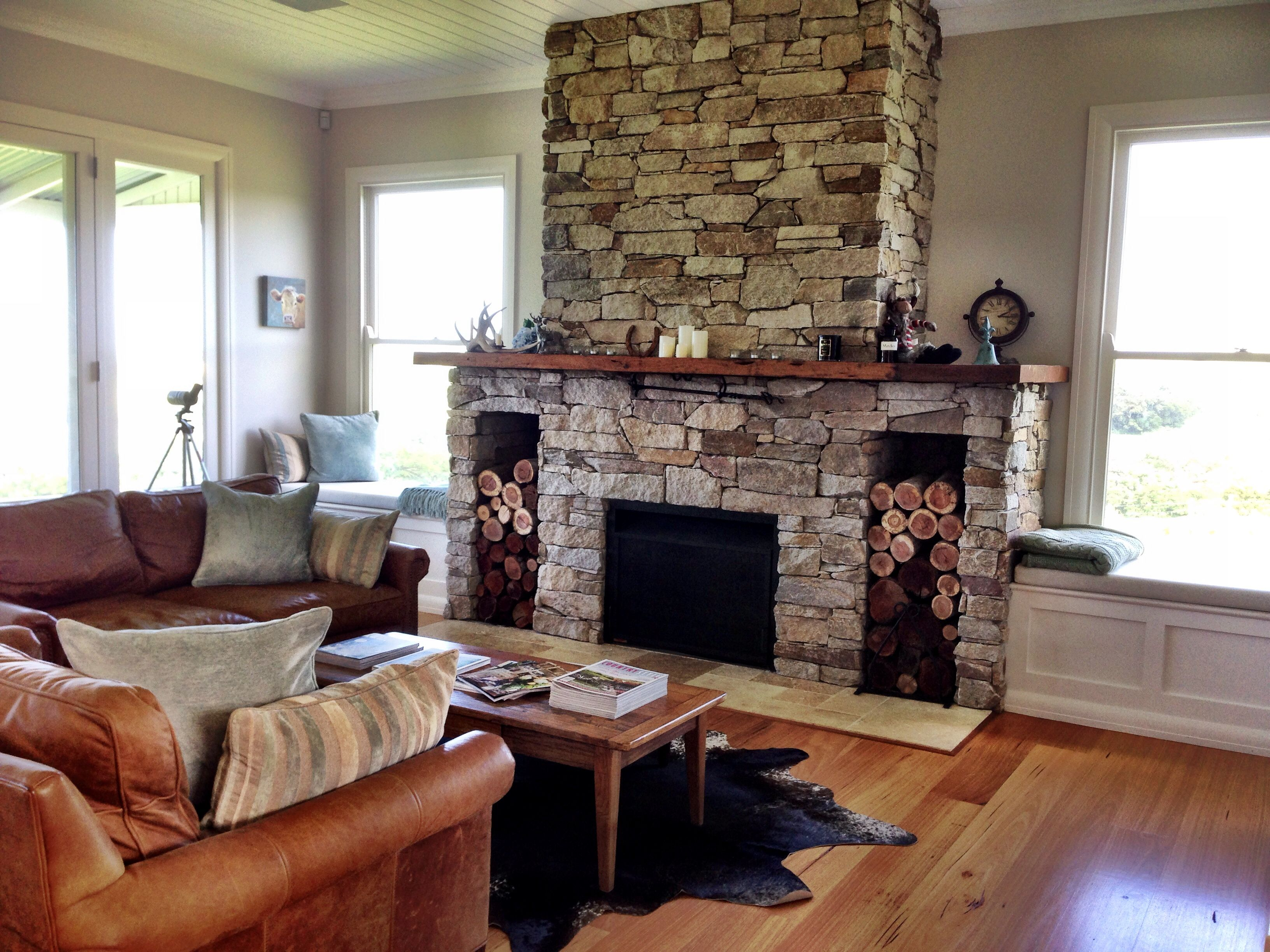 Best Pin By Karen Bruner On Stone For Walls Fireplace Design 400 x 300