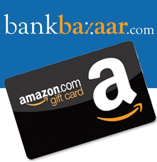 Apply For Credit Card And Get Free Amazon Gift Card Amazon Gift Card Free Free Amazon Products Gift Card