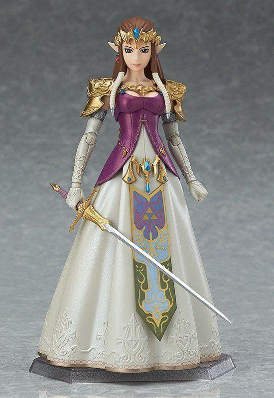 Princess Zelda figma by GoodSmile | #TPHD