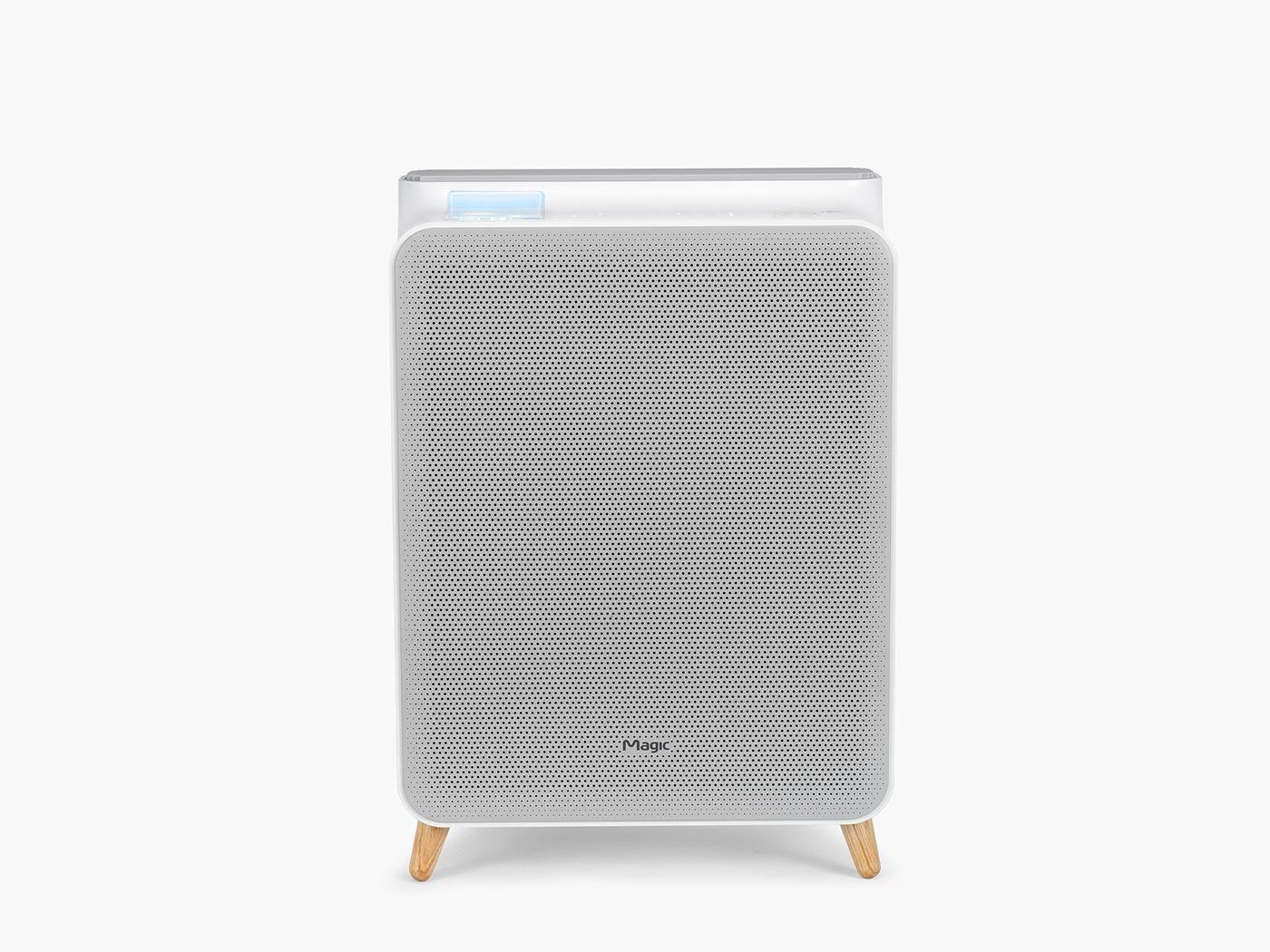 Super L air cleaner on Behance