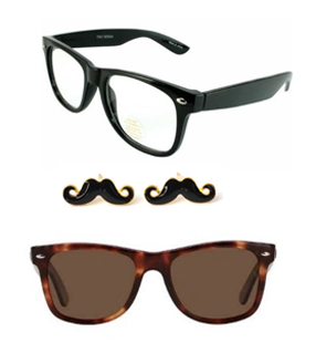 Hip Savings: Get a Trio of Hipster Accessories for Teens for Under $20