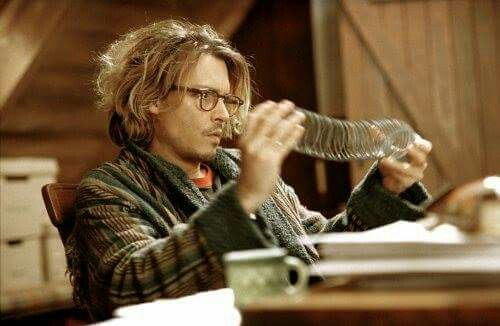 La Ventana Secreta Jhonny Deep Pinterest Johnny Depp Johnny