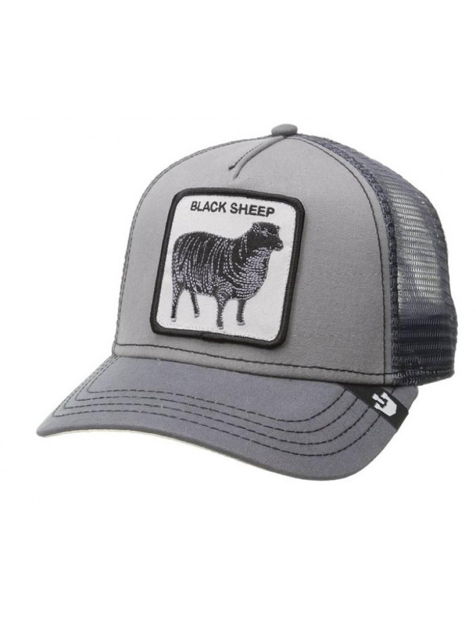 258fa4ff6f5 Goorin Bros Animal Farm Trucker Cap Shades Of Black