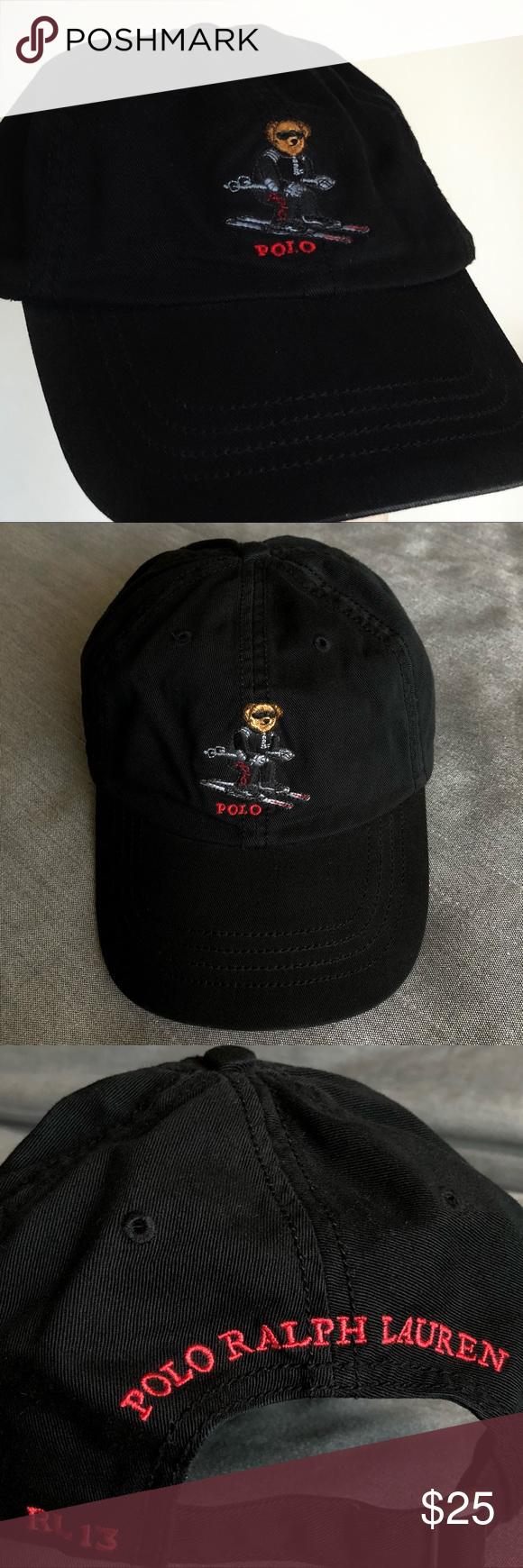 70961796 Polo Ralph Lauren RL13 Hat Retro Polo by Ralph Lauren 6 panel baseball hat/ cap