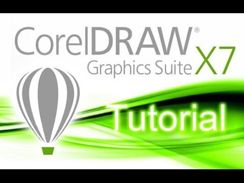 coreldraw x7 tutorial for beginners general overview youtube rh pinterest com Art CorelDRAW CorelDRAW X6