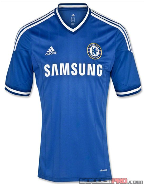adidas Chelsea Home Jersey 2013-2014...$80.99