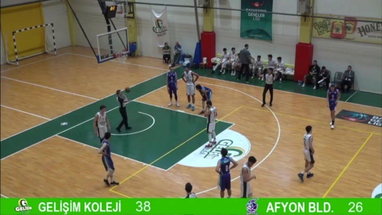 Gelisim Koleji Afyon Belediyesi Bgl Basketbol