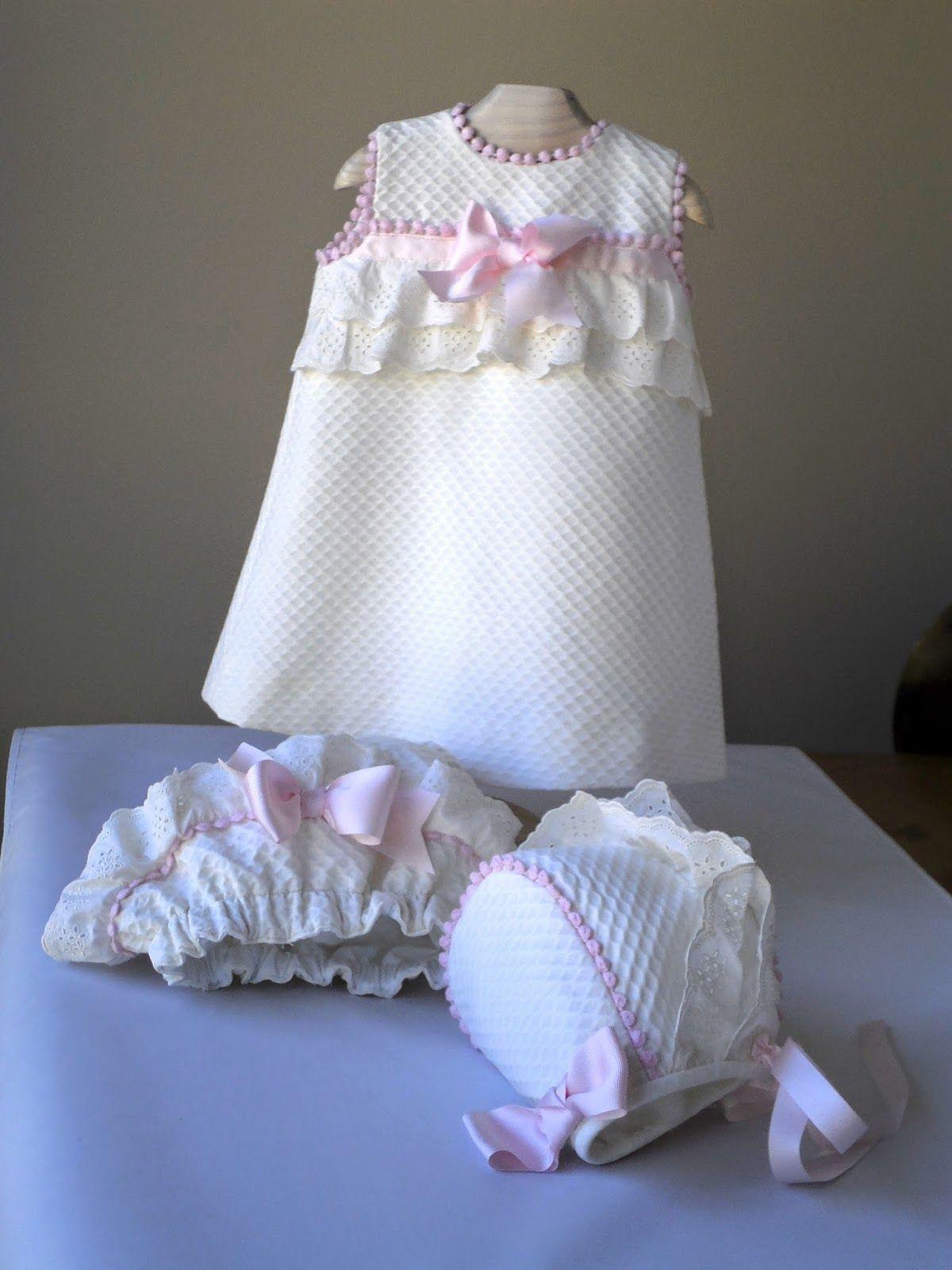 24bf3c093 Mis puntadas: Vestidos | bebes | Pinterest | Puntadas, Vestiditos y Bebe