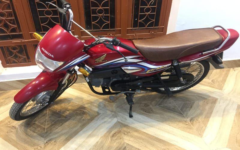 Used Honda Pridor 100 For Sale In Pakistan Used Bikes Honda Multan