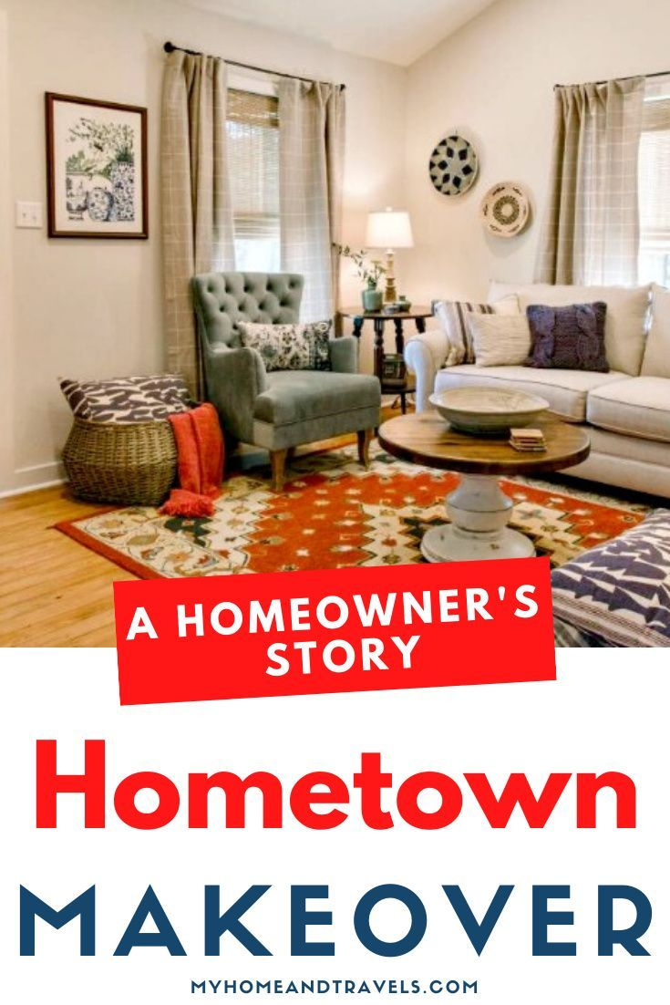 An Owner S Story Of Being On Hgtv S Home Town The Littlest House My Home And Travels In 2020 Home Town Hgtv Little House Hgtv