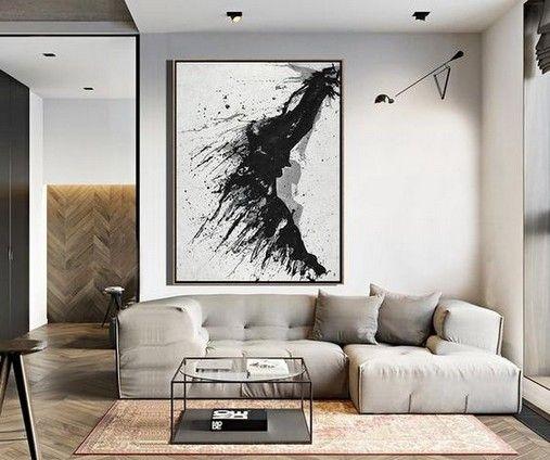 33 Living Room Artwork Ideas Design Kaktus Artwork For Living Room Minimalist Painting Drip Painting