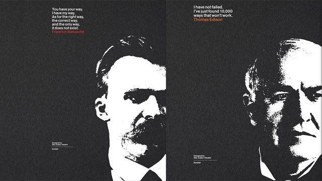 Philosophy posters #design #philosophy #kickstarter #art #quotes #inspiration