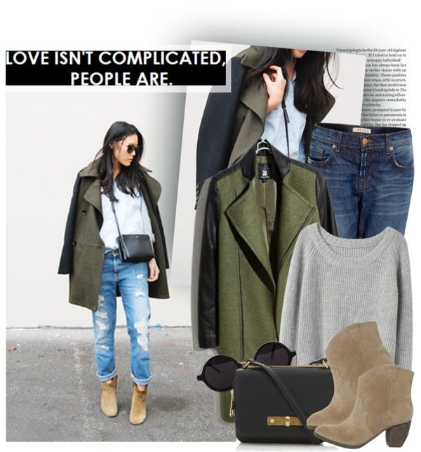 """""""LOVE ISN'T COMPLICATED , PEOPLE ARE"""" by majksister ❤ liked on Polyvore"""