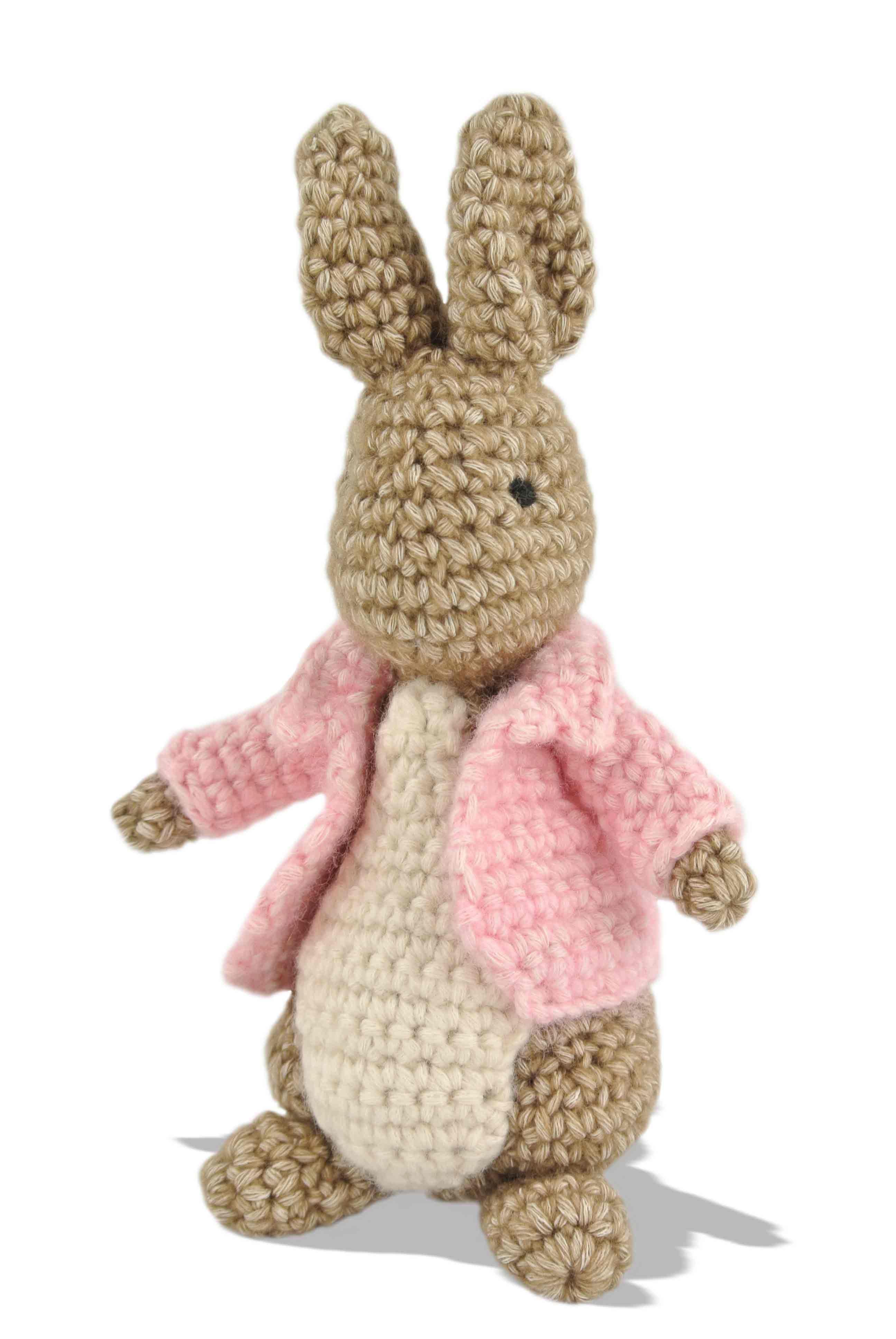 Pasen Haken Klein Haasje Haakpret Haakwerkjes Crochet Easter