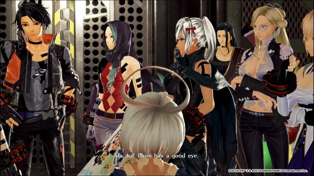 God Eater 3 Review Aragami Hunter
