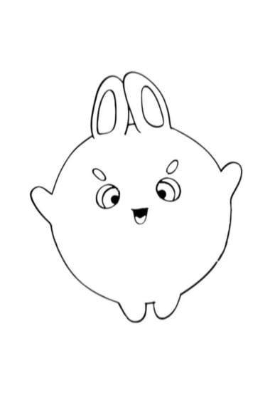 Sunny Bunnies Disegni Da Colorare E Stampare Per Bambini Pdf A4 Gbr Disegni Da Colorare Stampe Per Bambini Disegni