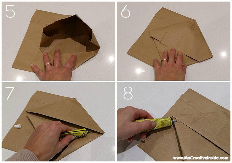 Me CreativeInside pacchetti di natale carta pacchi