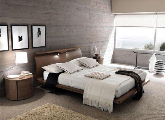 dormitorio para hombre soltero