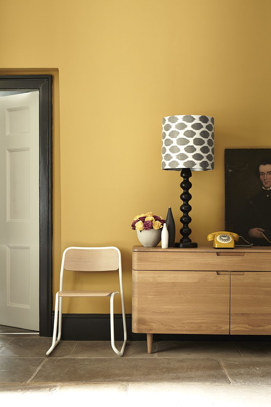 New Colour Combination In Paint Shades Yellow Interior Interior