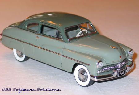 1949 Mercury Club Coupe