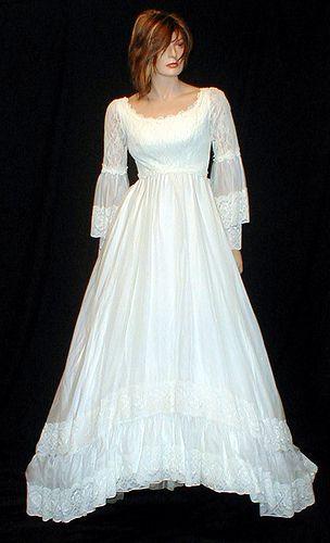 1960's Bridal Fashion.