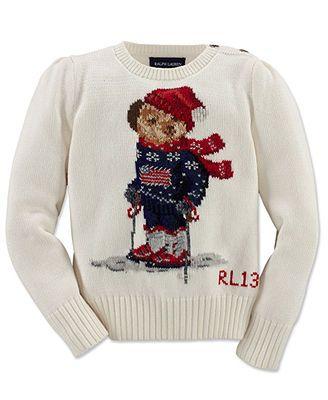 2f9fd1245 Ralph Lauren Kids Sweater