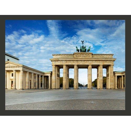 Brandenburger Tor Berlin 2 31m X 300cm Wallpaper East Urban Home East Urban Home Berlin Outdoor Structures