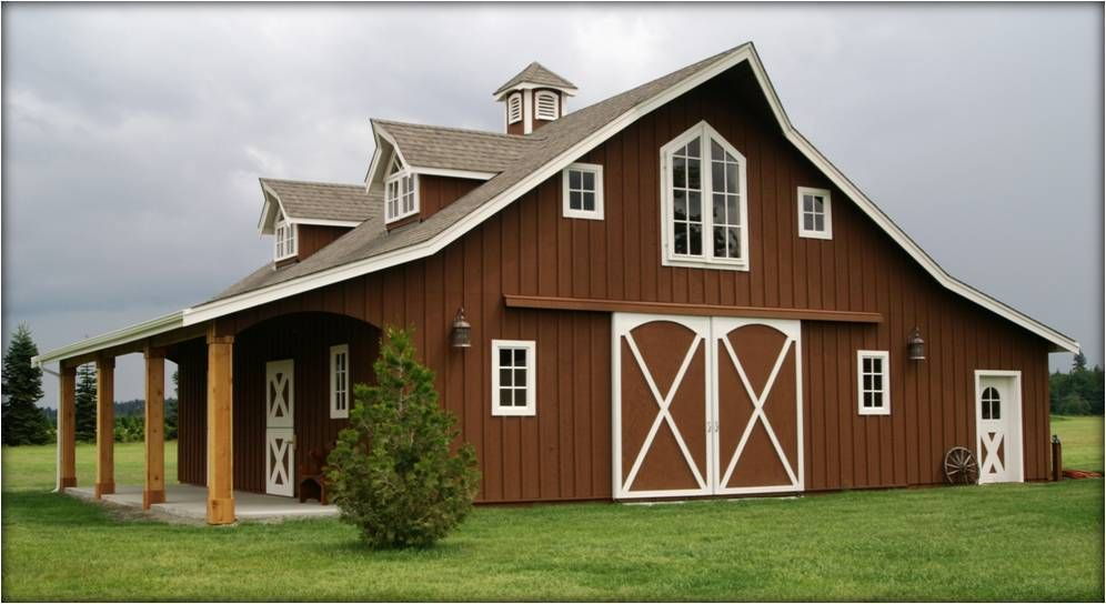 western classic style barns barn kits cabins cabin kits. Black Bedroom Furniture Sets. Home Design Ideas