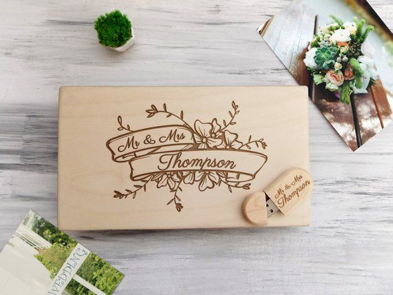 Wedding Gift Ideas Wedding Gift For Couple Gift Box Personalized Wedding Photo Box Wood Wedding Gifts For Couples Wedding Photo Box Personalized Wedding Gifts