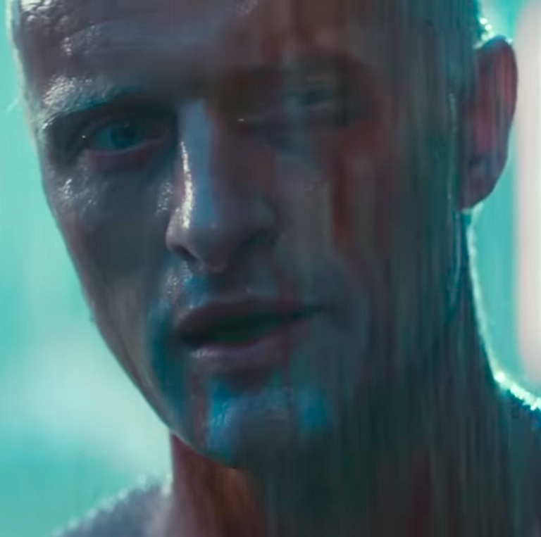Rutger Hauer's 'Tears in the Rain' Speech From Blade