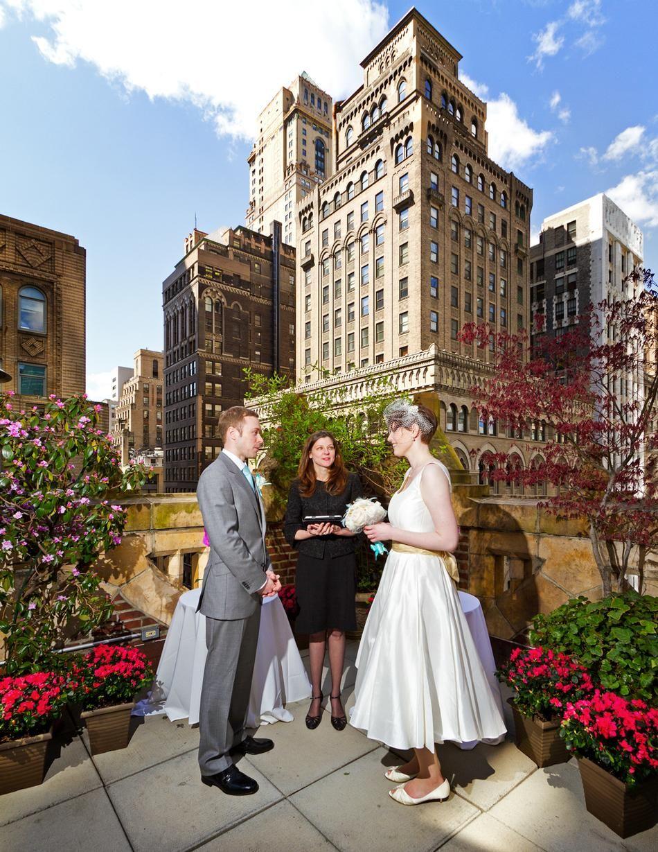 Hudson hotel new york nyc 2013 003 - Rooftop Garden New York Wedding Library Hotel