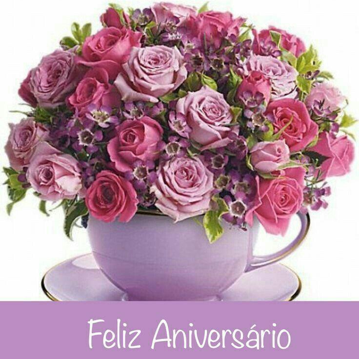 💜Muitas Felicidades! !💜
