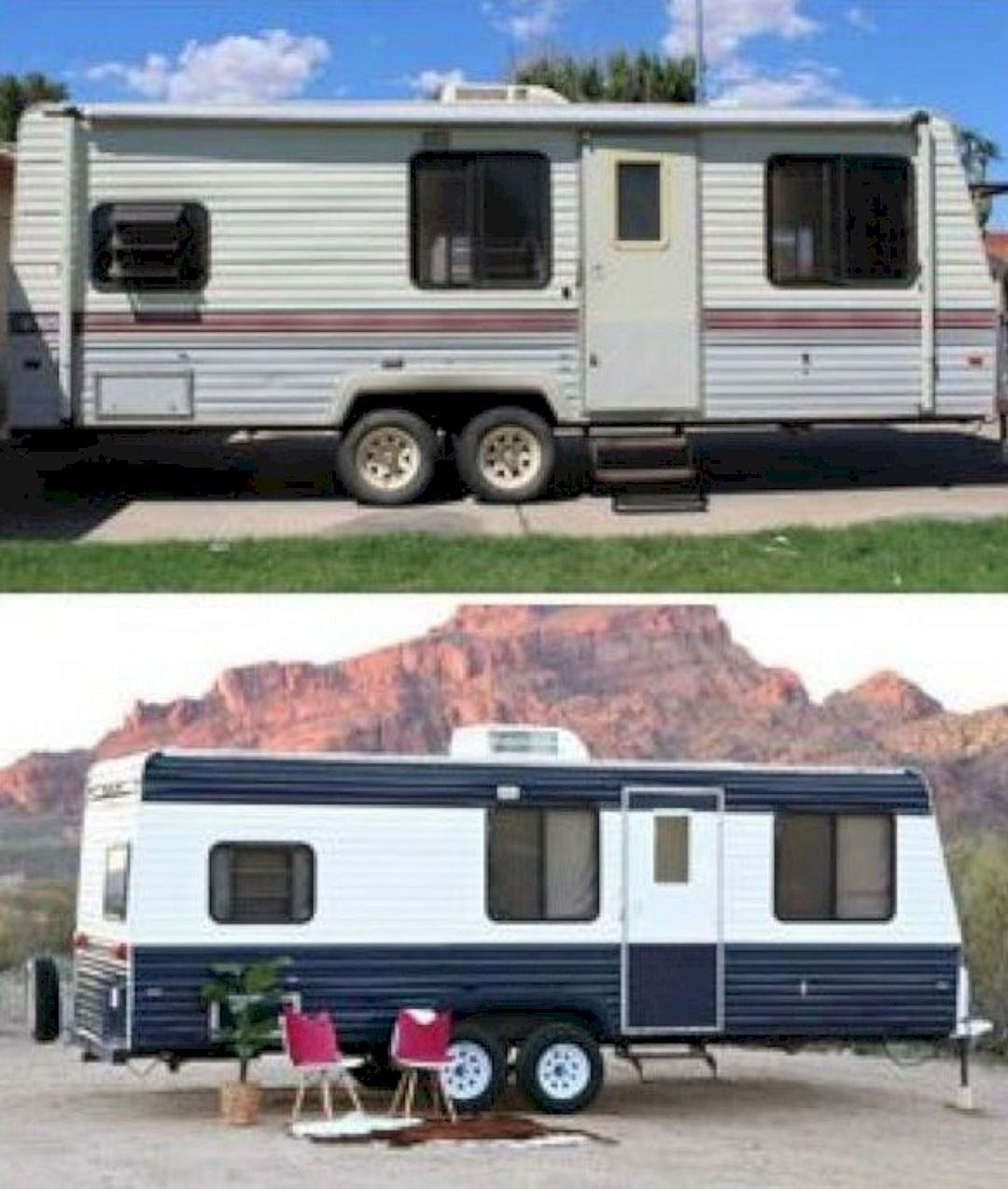 8 Best Camper Van Hacks, Makeover, Remodel and Renovation ...