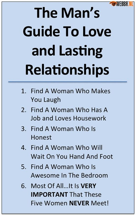 The Mans Guide To Love and Lasting Relationships webbr