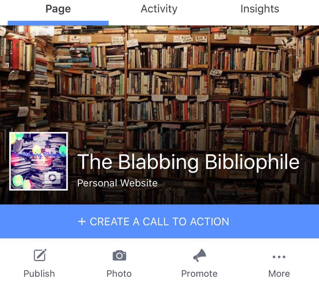 "The blabbing bibliophile is live on Facebook! Head on over and give it a ""like"" for all things literary! https://m.facebook.com/The-Blabbing-Bibliophile-1531725747119453/"