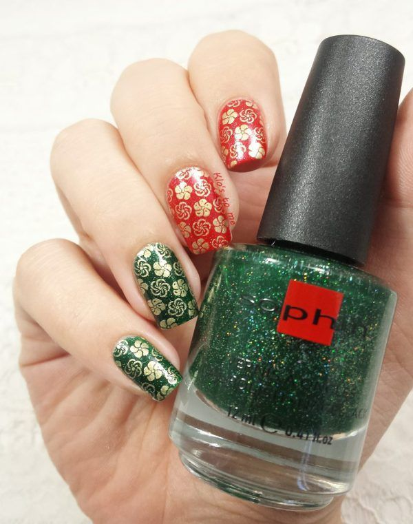 Nail-art Sophin Cosmetics  Klo's to me
