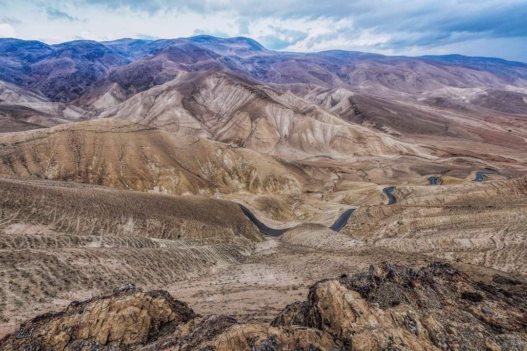 صورة من معرجات العوجا في أريحا بالضفة الغربية تصوير محمود معطان Natural Landmarks Grand Canyon Landmarks