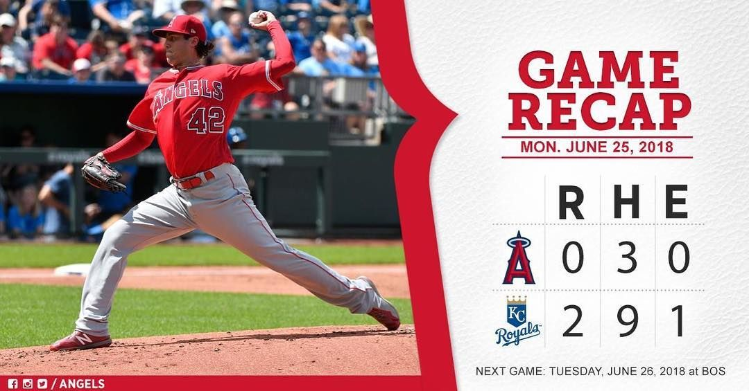Halorecap Tskaggs45 Puts Together A Quality Start After Tossing Seven Innings While Striking Out Eight As The Angels Get Shut Out I Makeup Game Angel Recap