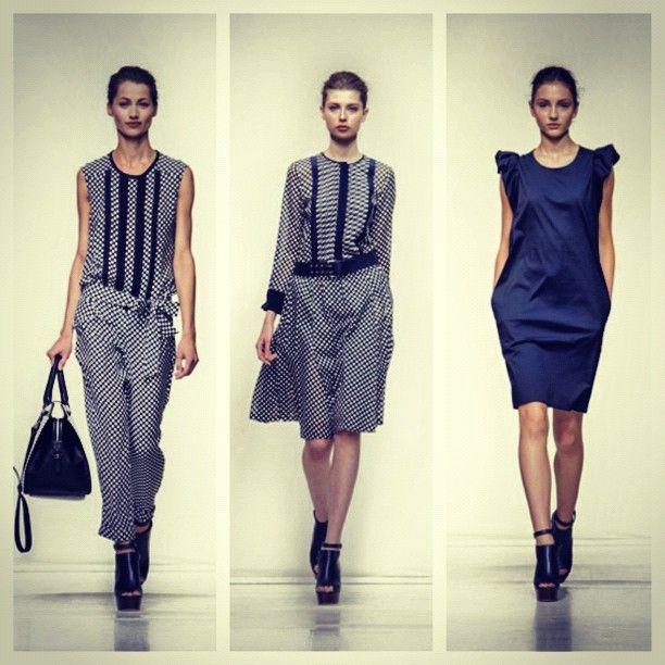 Strenesse Gabriele Strehle  Spring/Summer 2013 Collection  #fashion #style #design #designer - @fashiondailymag- #webstagram