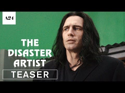 James Franco Is The Worst Actor In His New Movie See The First Teaser For The Disaster Artist Paparazzi Actor First James Franco Streaming Movies Movies