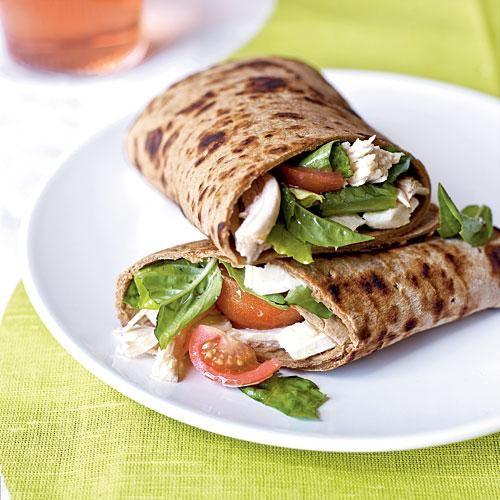 Wrap Recipes Lunch Ideas Pinterest Recipes Chicken Recipes