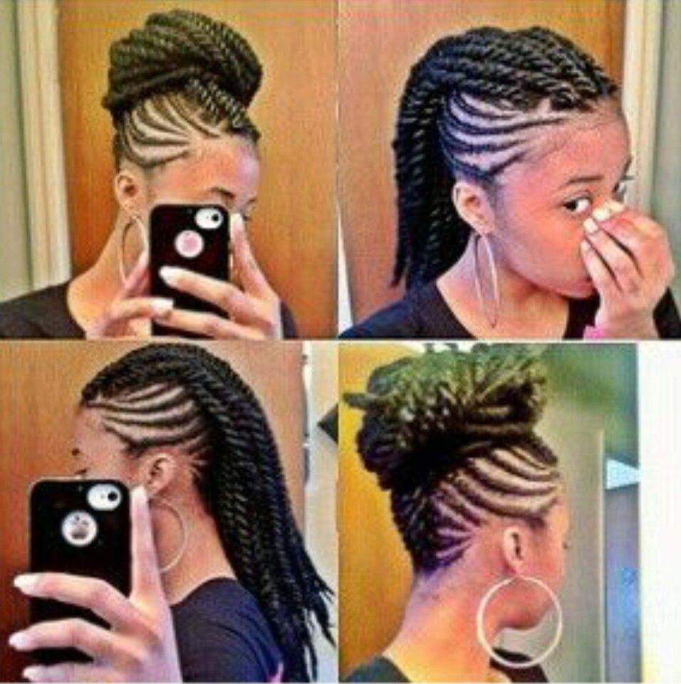 Braids twist natural hair u protective styles hair