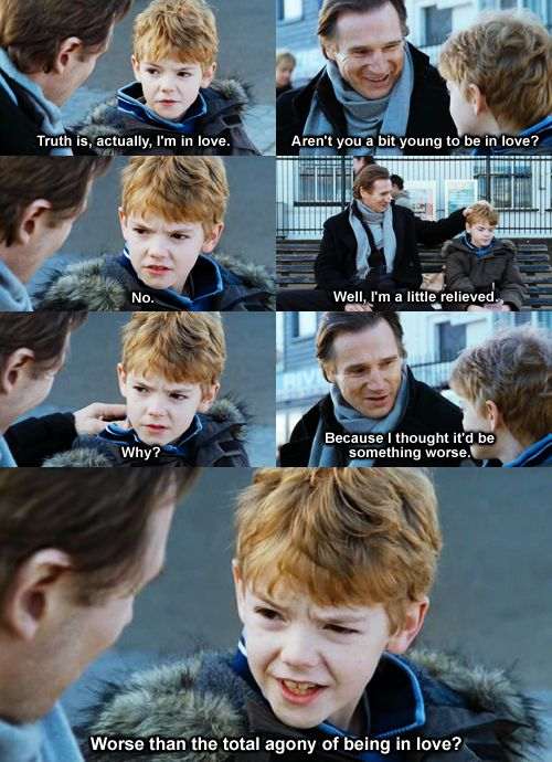 Love Actually Quotes Interesting Worse Then The Agony Of Being In Love Love Acutally Colorful