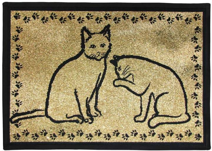Park B Smith Kitty Pals Tapestry Pet Rug Tapestry Diy